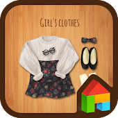 girls clothes dodol theme
