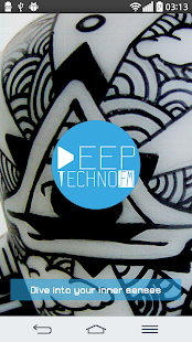 Deep Techno fm- screenshot thumbnail