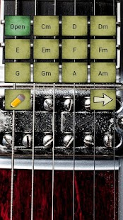 Kytara Heavy Metal - náhled