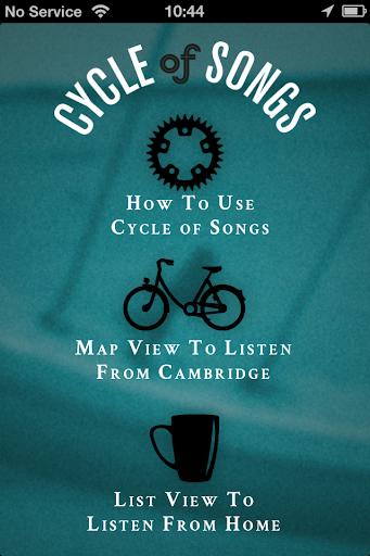 Cambridge Cycle of Songs
