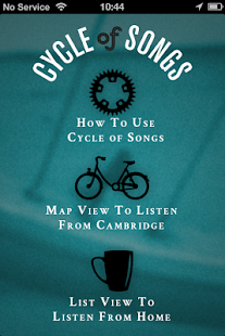 Cambridge Cycle of Songs- screenshot thumbnail