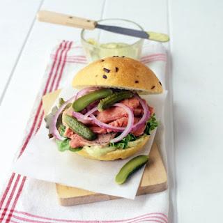 Roast-Beef Sandwich.