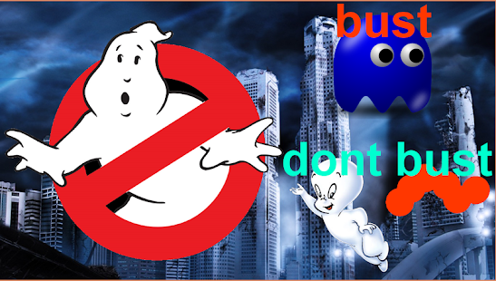 ghost busting - screenshot thumbnail