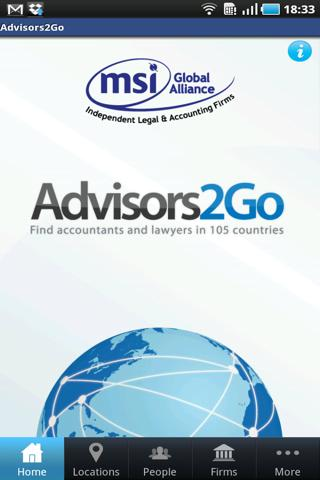 【免費商業App】Advisors2Go: MSI Global-APP點子