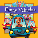 Funny Stories – Funny Vehicles icon