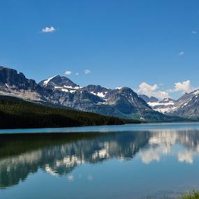 Glacier Nat'l Park by Dorothy Valine Gram - Landscapes Mountains & Hills ( , Earth, Light, Landscapes, Views )