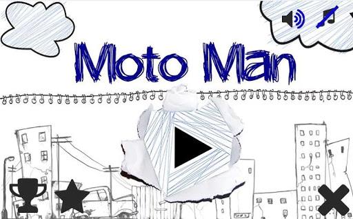 【免費賽車遊戲App】MOTOMAN - Paperworld-APP點子