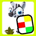 Cute Animal Puzzle icon