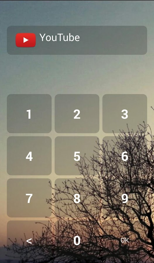 Twinone App Locker™- screenshot