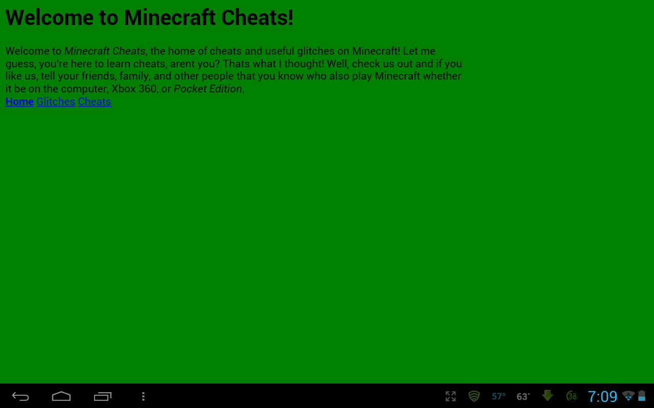 The Miner Cheats (FULL) - screenshot