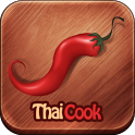 Thai cook icon