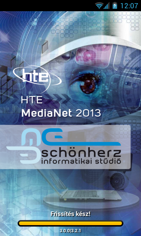 HTE MediaNet 2013 - screenshot