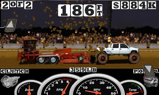 Tractor Pull- screenshot thumbnail