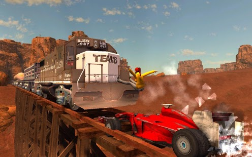 Flatout - Stuntman - screenshot thumbnail
