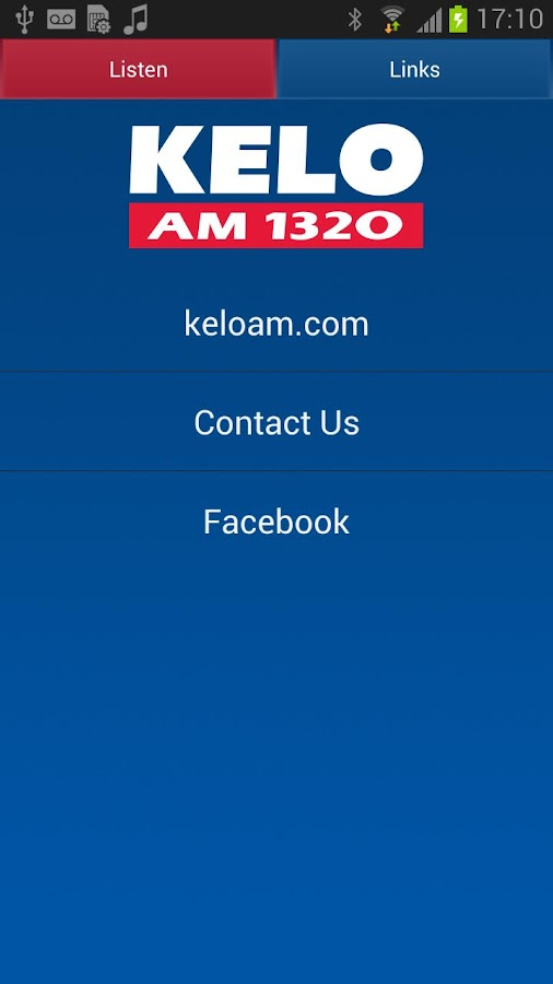 Newstalk 1320 KELO- screenshot