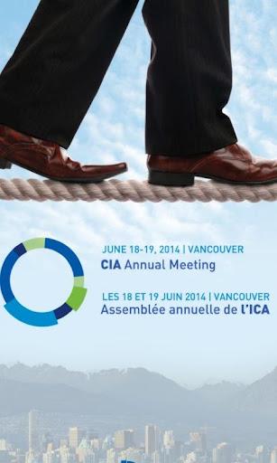 CIA-ICA 2014