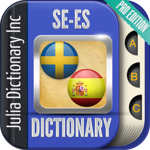 Swedish Spanish Dictionary Pro