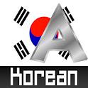 Korean Alphabet icon