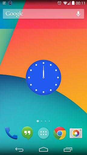 Beryl TimeGuide Clock Widget