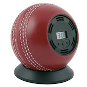 Ashes Test Cricket DeskClock