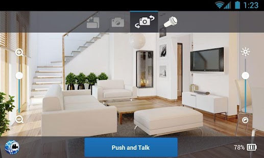 Wi-Fi Home Surveillance IP Cam - screenshot thumbnail