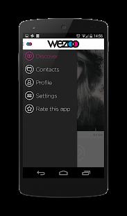 Wezoo - Chat, Flirt, Dating - screenshot thumbnail