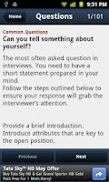 Screenshot of 101 HR Interview Questions