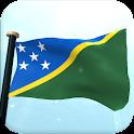 islas Salomón Bandera 3D icon