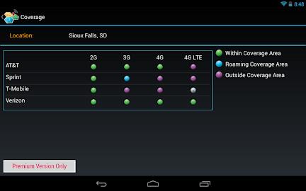 CellMaps Mobile Coverage Screenshot 16