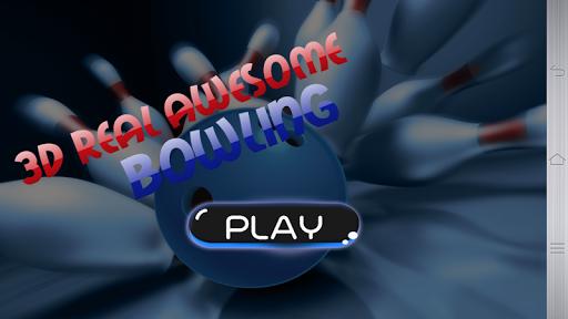 3D Bowling Fun Game