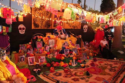 Ofrenda Night