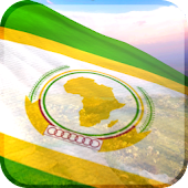 Flags of Africa Live Wallpaper