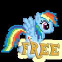 Random Pony Pics FREE icon