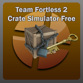 Team Fortless 2 Crate Simu