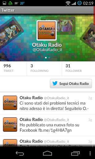 玩免費音樂APP|下載Otaku Radio - 宅男电台 app不用錢|硬是要APP
