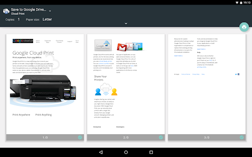 Download Cloud Print For PC Windows and Mac apk screenshot 7