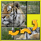 Puzzles animaux Slide icon