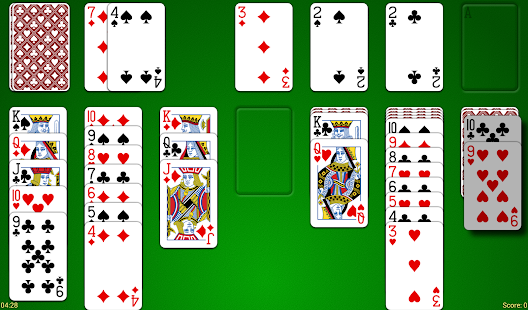 Odesys Solitaire - screenshot thumbnail