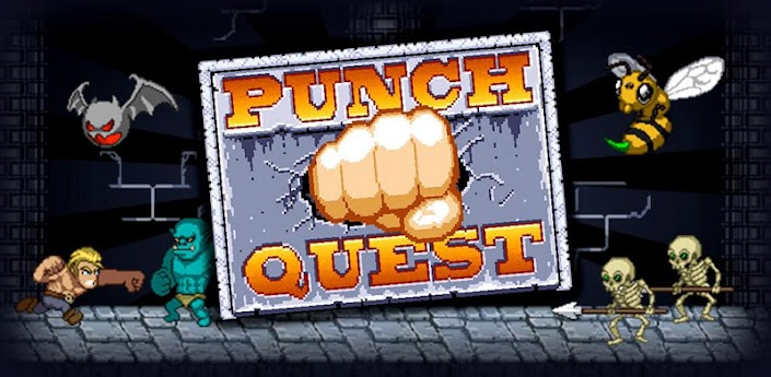 Punch Quest v1.1 Apk Game Download