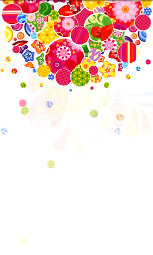 Patchwork Dots Live Wallpaper