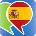 Learn Spanish Phrasebook icon