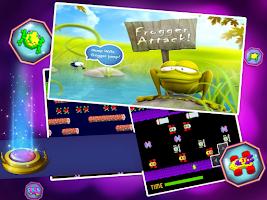 Screenshot of Frogger Ultimate