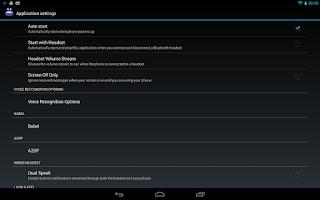 Screenshot of Enhanced SMS & Caller ID+