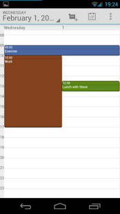 Calendar Droid Free - screenshot thumbnail