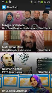 Raudhah - screenshot thumbnail