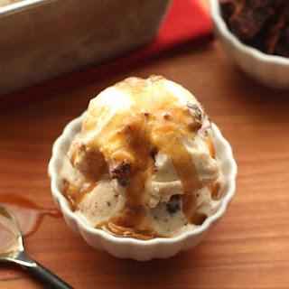 Caramel Swirl Brownie Chunk Ice Cream