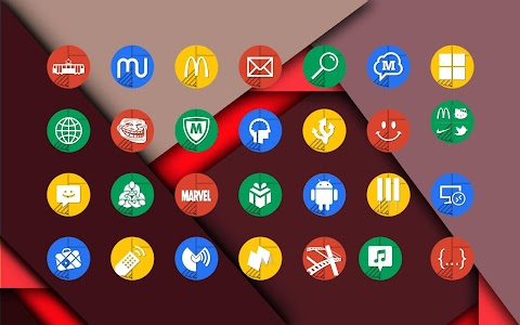 Material Design Icon Pack v1.0.0