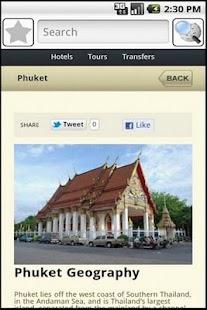 Phuket Travel Guide - screenshot thumbnail