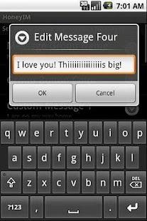 Honey IM Pro- screenshot thumbnail
