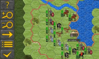 Screenshot of Populus Romanus 2: Brit. FREE